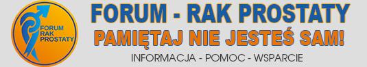 RAK PROSTATY POMOC - Forum